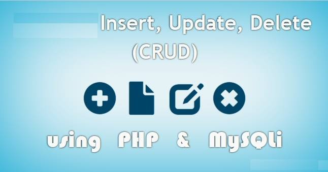 php-crud-operation-with-mysql-example