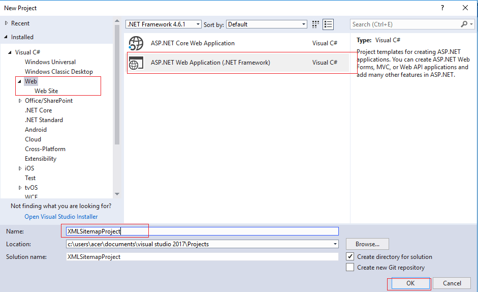 mvc create xml sitemap dynamically in asp net mvc c qa with experts